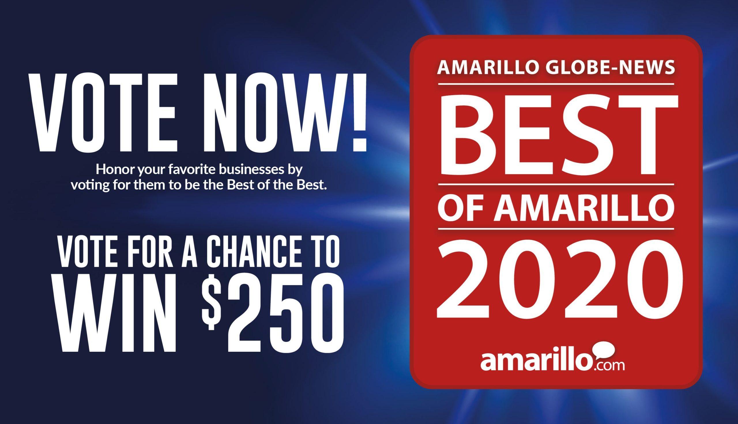 Best of Amarillo 2020